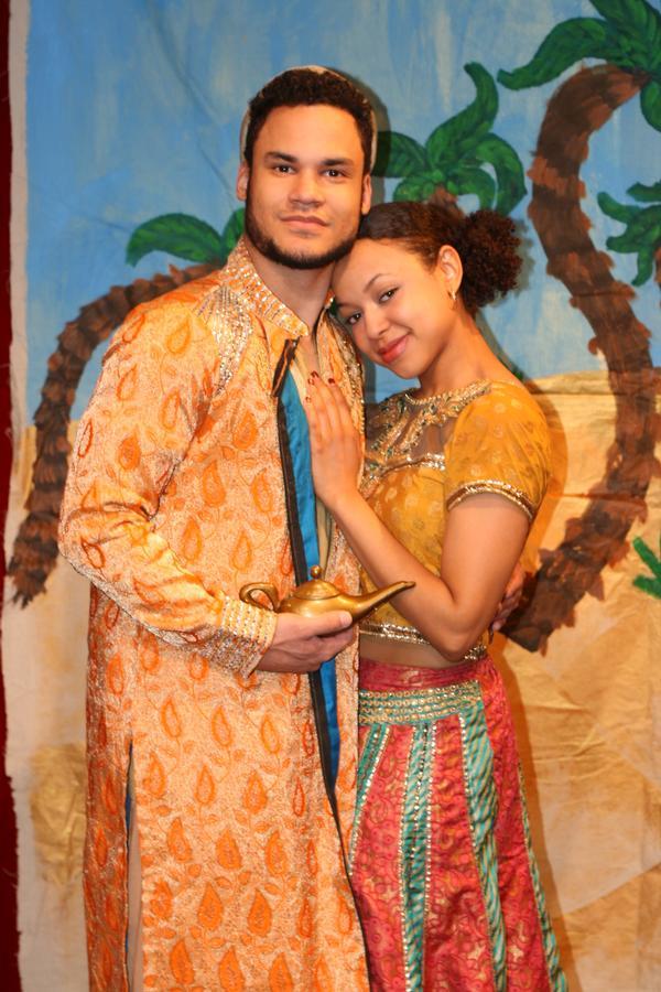 Galli's 'Aladdin' at Galli Theater