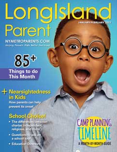 Suffolk Parent Cover