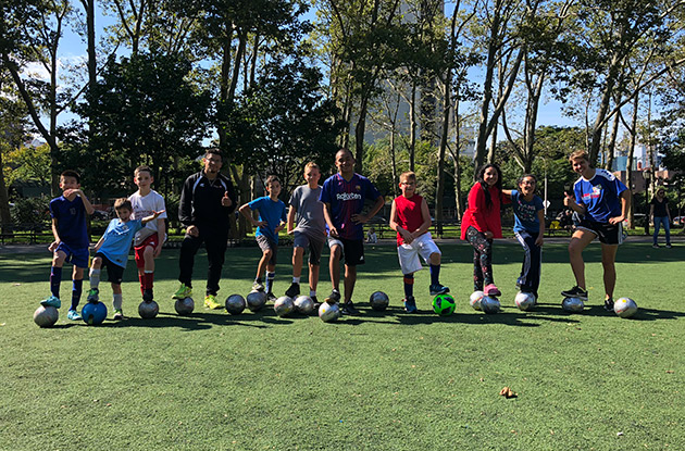 Cerebral Palsy Soccer Now Offering Indoor Team in Manhattan