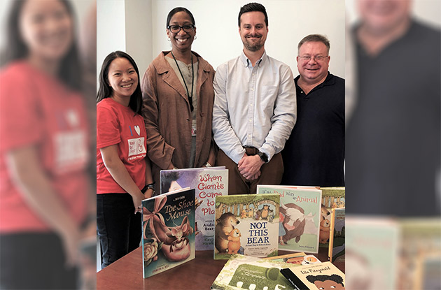 Sylvan In-Home and Books of Wonder Teamed Up to Donate 100 Books to Kids in Pediatric Care