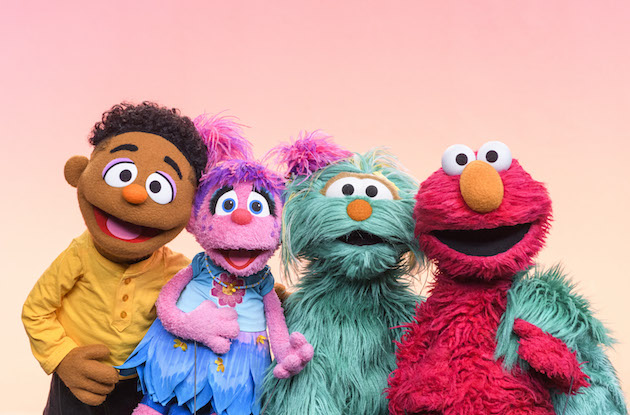 Sesame Workshop Introduces the ABCs of Racial Literacy