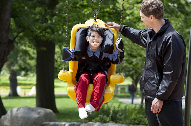 Accessible, ADA-Compliant Playgrounds in the NY Metro Area