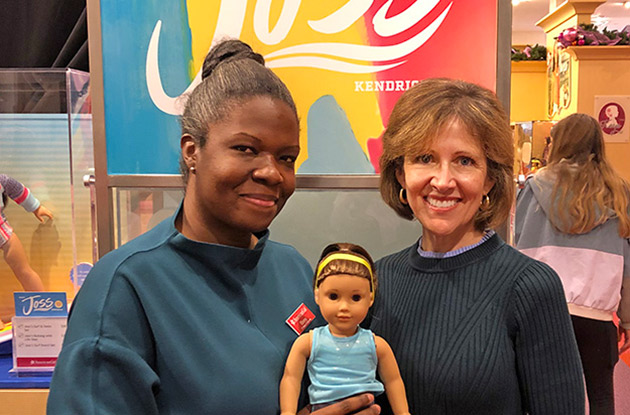 American Girl and Hearing Loss Association of America Team Up to Raise Awareness of Hearing Loss