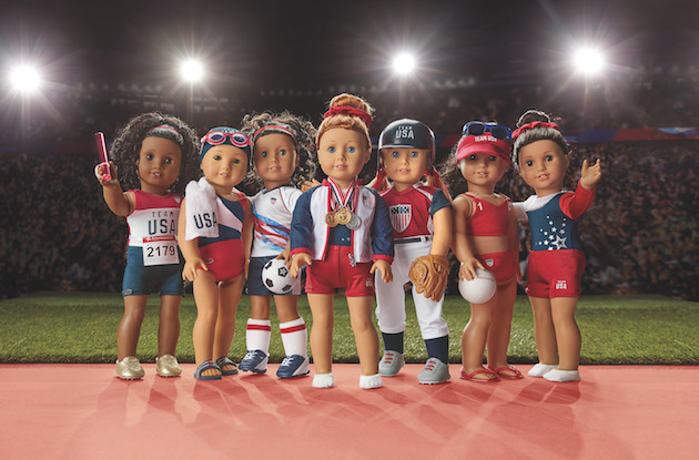 American Girl Releases Team USA Olympics Collection