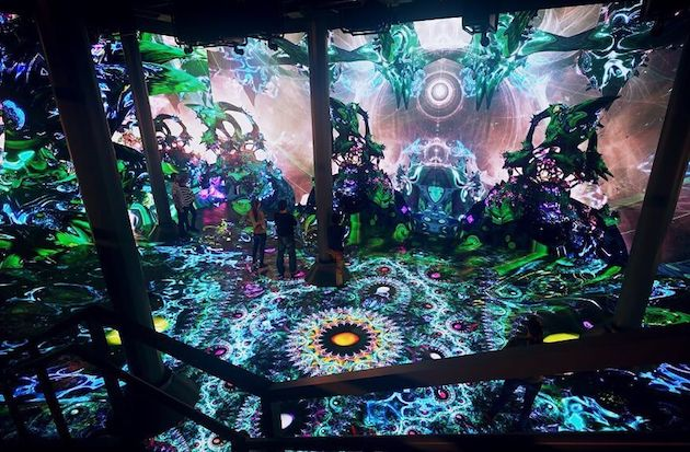 ARTECHOUSE in Chelsea Market Announces New Audio-Visual Exhibit