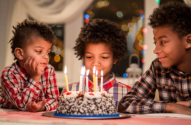 Ask @DadandBuried: Should I Rent a Venue for My Son's Birthday?