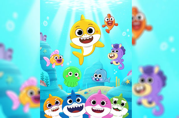 Baby Shark is Getting an Animated TV Series on Nickelodeon
