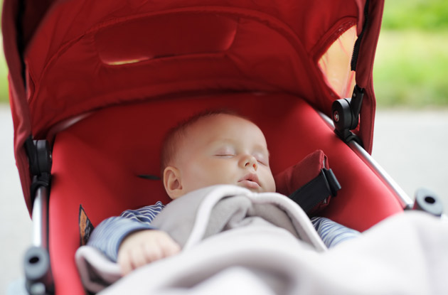 How to Get Your Baby to Sleep—Anywhere
