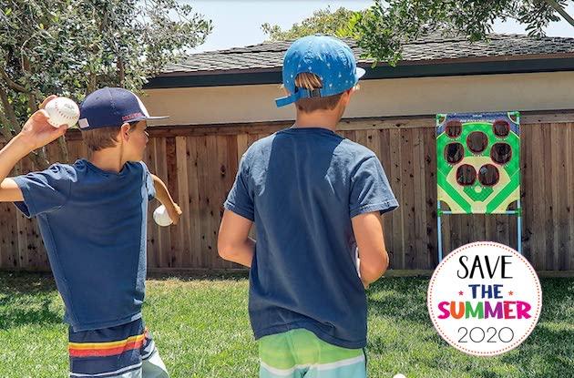 Backyard Playground Equipment for at-Home Summer Fun
