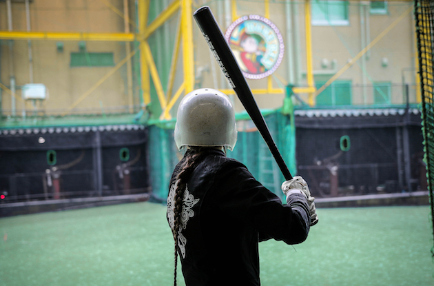 Batting Cages in and Around NYC