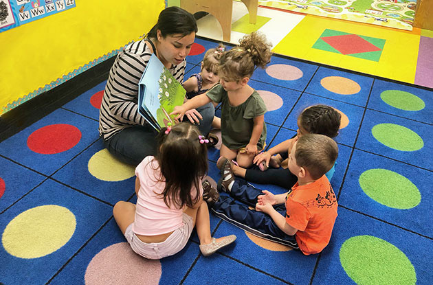 New Child Care Center in Ridgewood Offers Unique Learning