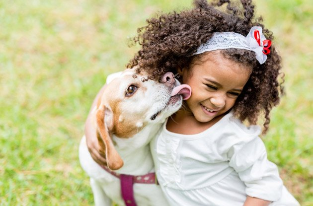 7 Ways Having a Pet Benefits a Child with Special Needs