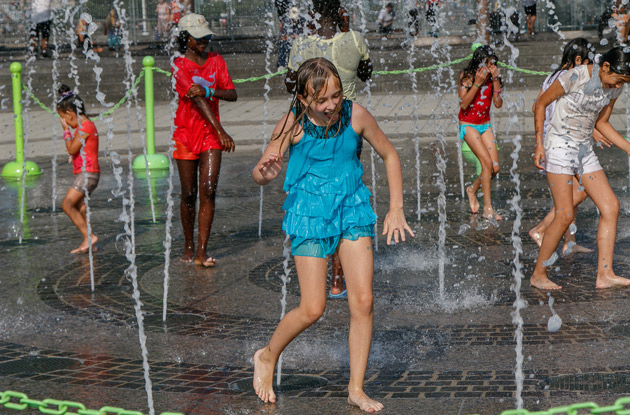 The Top 21 Kids' Splash Pads & Water Playgrounds in NYC, Long Island, & Westchester