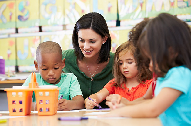 You Can Now Nominate Your Kids' Teachers for the Big Apple Awards