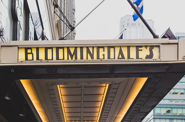 The Bloomingdale's Flagship Holiday Exhibit is 'Out of This World'