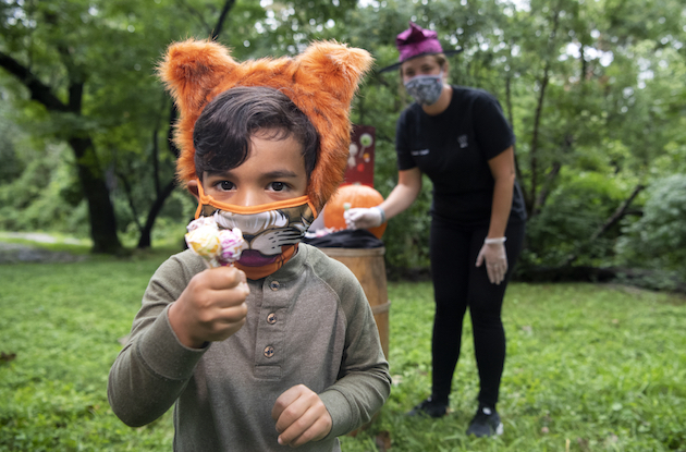 BOO at the ZOO Returns to the Bronx Zoo Oct. 1