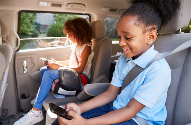 This is How to Safely Transition Your Child to a Booster Seat