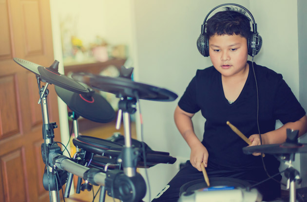 Ask @DadandBuried: Should I Let My Child Quit Drum Lessons?