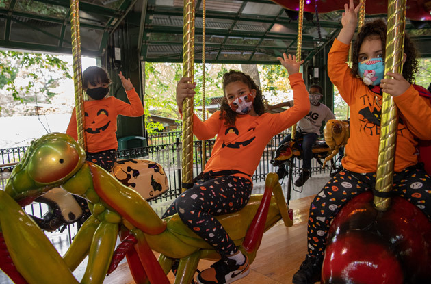 BOO at the ZOO Returns to the Bronx Zoo Oct. 2