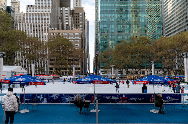 Bryant Park Kids Week Returns Feb. 16-19