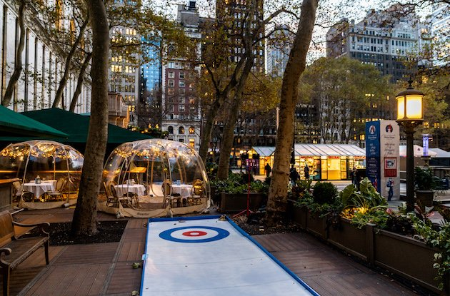 The Winter Village at Bryant Park Extends Season