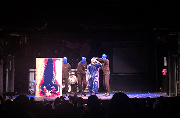 Astor Place Theatre Unveils STEAM-Focused Blue Man Group Program for Kids