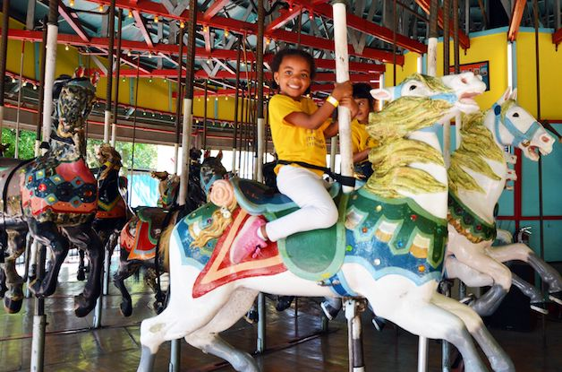 The Best Carousels for Kids in NYC, Long Island, Westchester, and Rockland