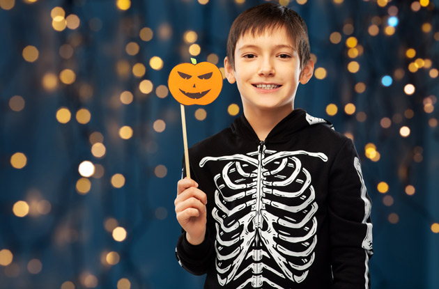 How to Celebrate Halloween with a Child with Special Needs