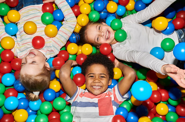 Indoor Play Spaces in the New York Area