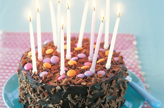 Birthday Cakes You Can Bake at Home with Your Kids