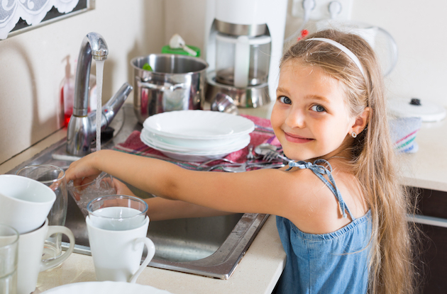 How to Get Your Kids to Help with Chores at Home