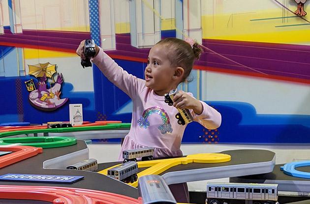 New 'Superpowered Metropolis' Exhibit Will Delight at Children's Museum of Manhattan