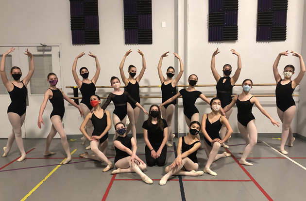Coupé Theatre Studio Students Accepted to Prestigious Summer Intensives