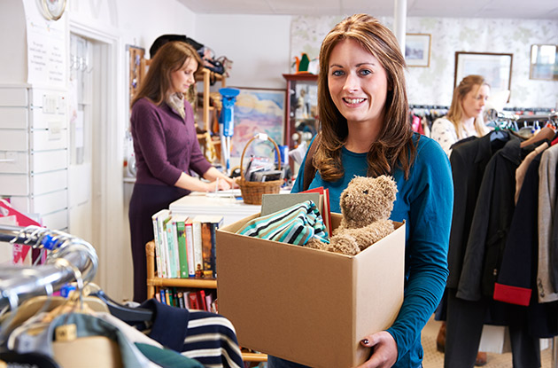 6 Strategies for Decluttering Your Home