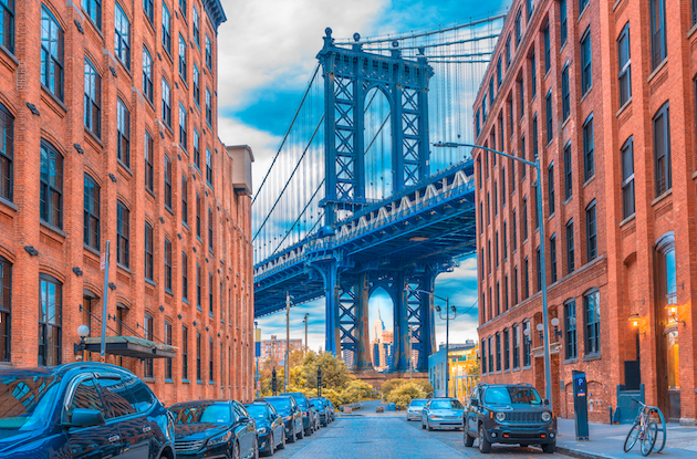 The Coolest Places in NYC to Take Family Photos