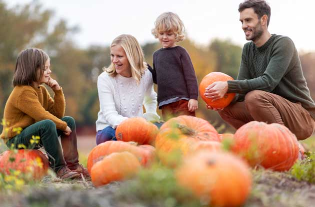 Ask @DadandBuried: How Can I Put the Fun Back in Fall Family Fun for Myself?
