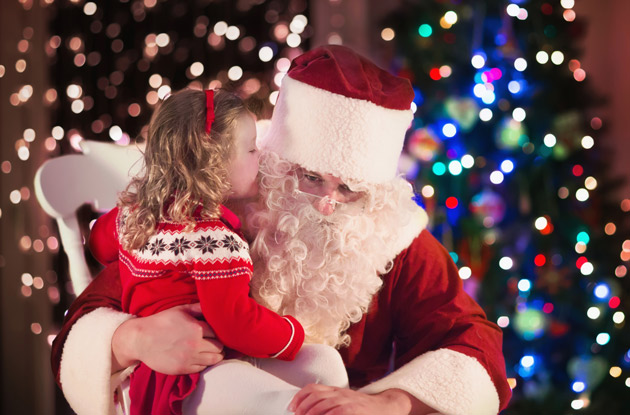 Family Christmas Activities in the New York Area