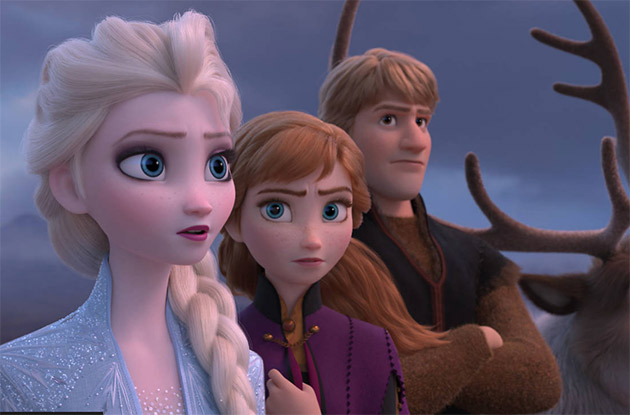 Celebrate the Premiere of 'Frozen II' at Saks Fifth Avenue in November
