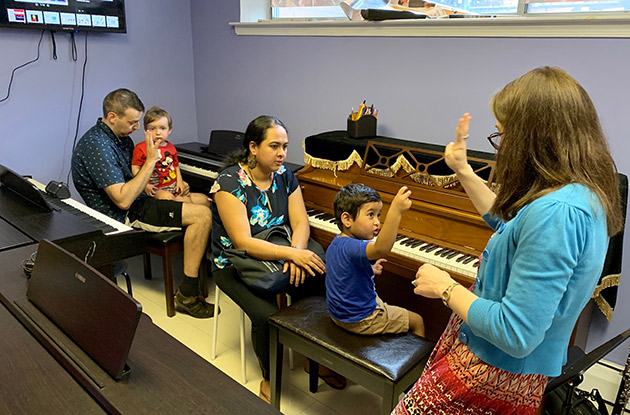 Further Music School in Forest Hills Introduces Early Education Program