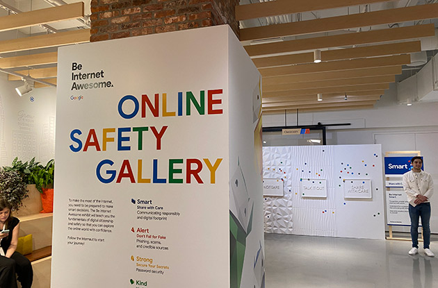 Google Is Hosting Parent-Child Internet Safety Workshops This Week