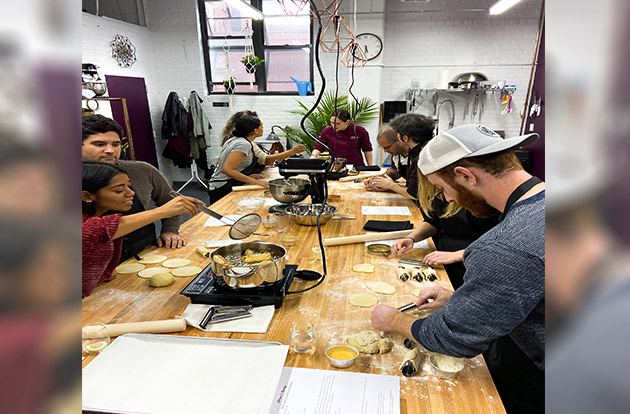 New Baking Studio and Party Space Opens in Gowanus