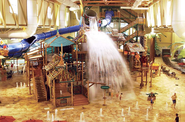 Water Parks in the New York Area
