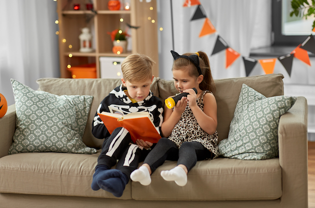 These are the Best Halloween Books for Kids and Tweens