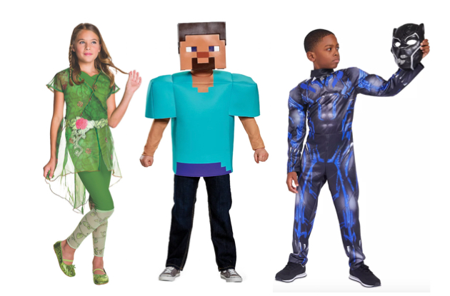 These are the Most Popular Halloween Costumes for Kids This Year