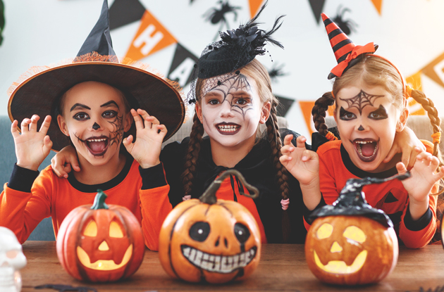Halloween Events for Families and Kids Around NYC