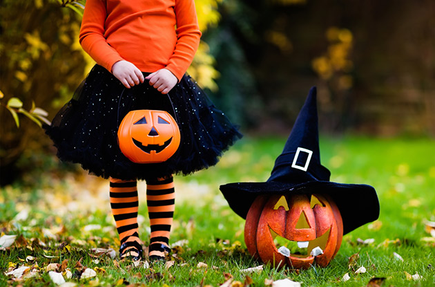 Halloween Fun for Families in and Near NYC