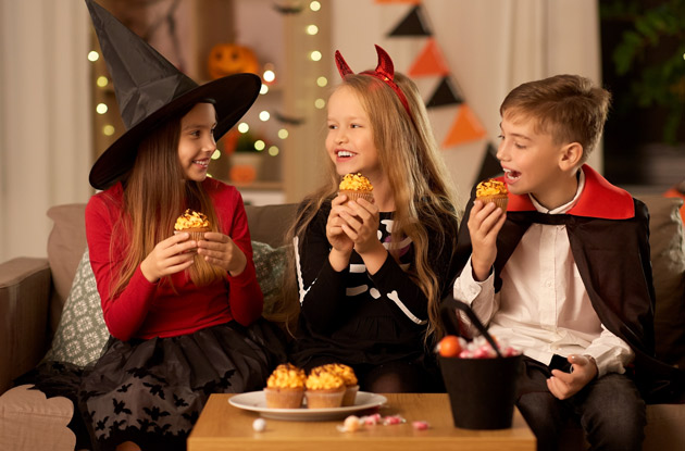 Halloween Recipes and Food for Kids