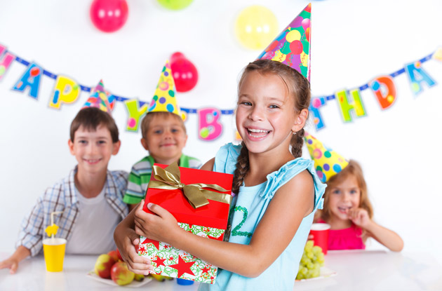 What Kids Really Want at Their Birthday Parties