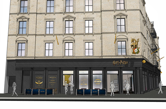 Harry Potter Flagship Coming to Flatiron District This Summer