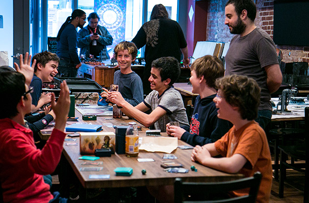 Popular Board Game Cafe Opens on Upper East Side